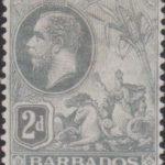 Barbados SG173