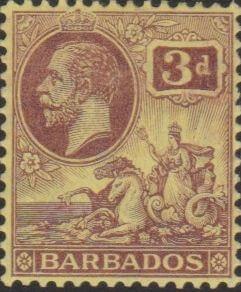 Barbados SG175