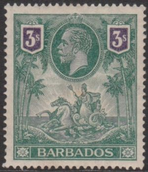 Barbados SG180