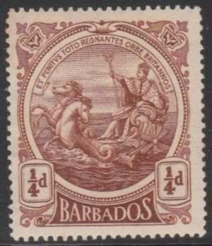 Barbados SG181