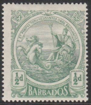 Barbados SG182b