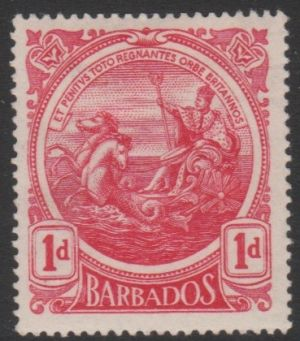 Barbados SG183a