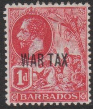 Barbados SG197