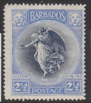 Barbados SG205