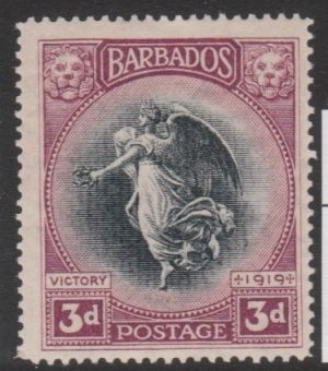 Barbados SG06