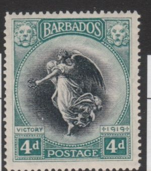Barbados SG207