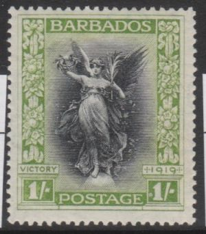 Barbados SG209