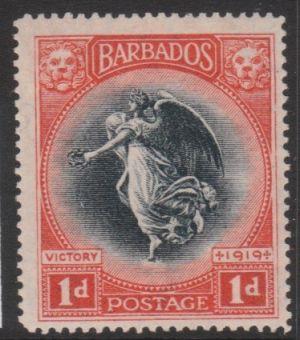 Barbados SG212