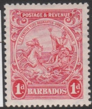 Barbados SG231b