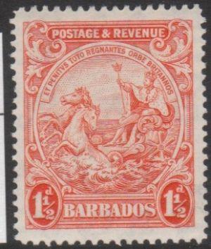 Barbados SG231c