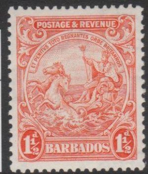Barbados SG231ca