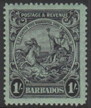 Barbados SG237