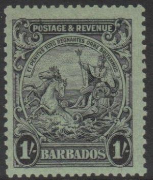 Barbados SG237a