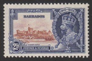 Barbados SG243