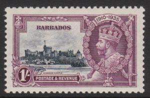 Barbados SG244