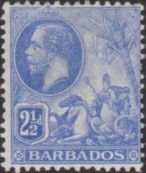 Barbados SG174