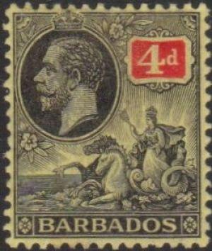 Barbados SG176