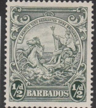 Barbados SG248b