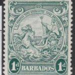 Barbados SG249b
