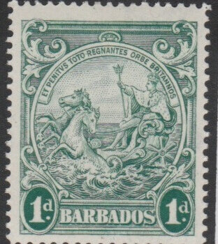 Barbados SG249bc