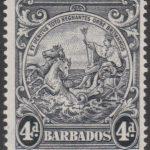 Barbados SG253d
