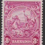 Barbados SG254a