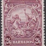 Barbados SG256