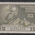 Barbados SG270