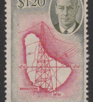 Barbados SG281
