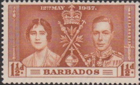 Barbados SG246