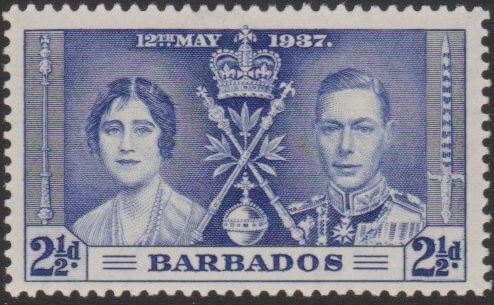 Barbados SG247