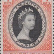 Queen Elizabeth II 1953-59