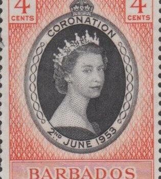 Barbados SG302