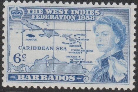 Barbados SG303