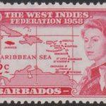Barbados SG304