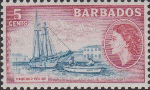 Barbados SG293
