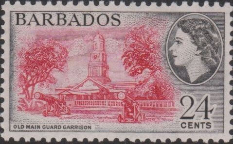 Barbados SG297