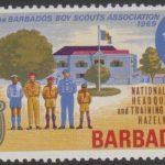 Barbados SG396