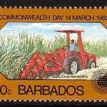 Barbados SG724