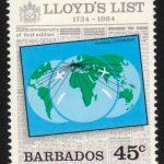 Barbados SG750