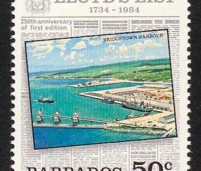 Barbados SG751