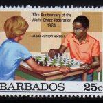 Barbados SG755