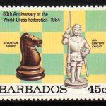 Barbados SG756