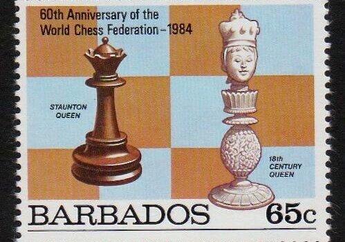 Barbados SG757