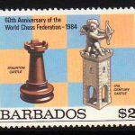 Barbados SG758