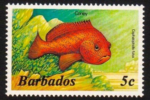 Barbados SG765A