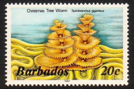 Barbados SG767B