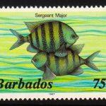Barbados SG774B