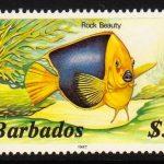 Barbados SG777B