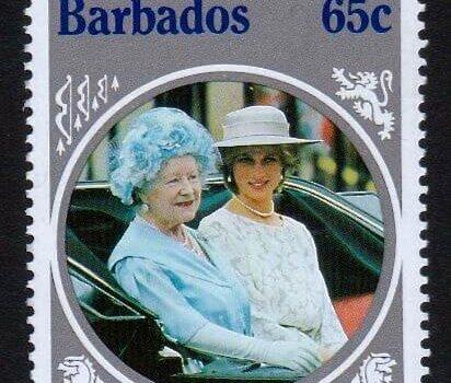 Barbados SG780